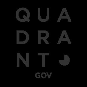 Quadrant Gov logo
